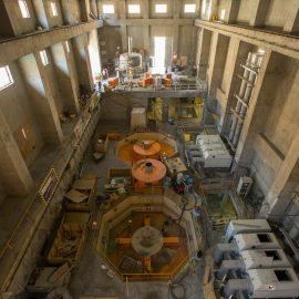 Sardasht hydro power plant