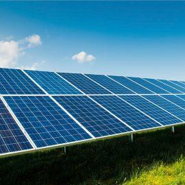 Golestan solar power plant