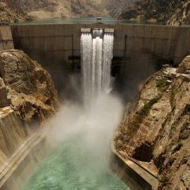 Karoun 3 hydro power plant