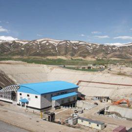 Kouhrang hydro power plant