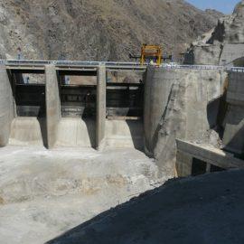 Hydromechanical equipment of Shahriar dam