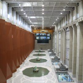 Karun 4 hydro power plant