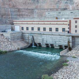 Daryan hydro power plant