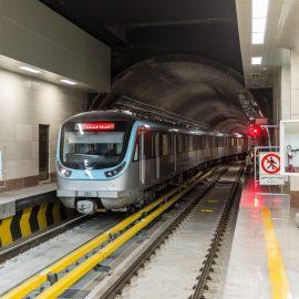 Mashhad urban railway line 2