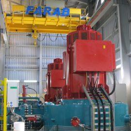 Terem hydro power plant