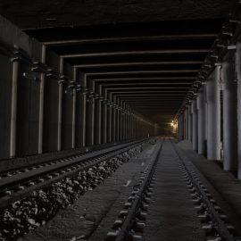 Tehran-Tabriz underground railway