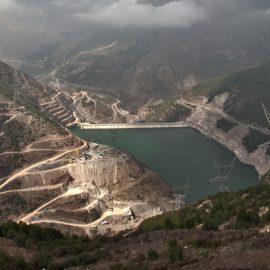 Siah Bisheh pumped storage power plant