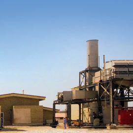 Sirri Island gas turbine power plant