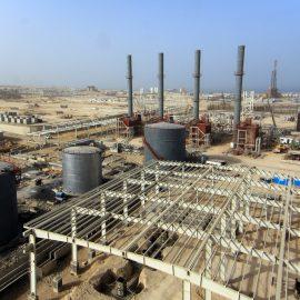 Kharg NGL utility units