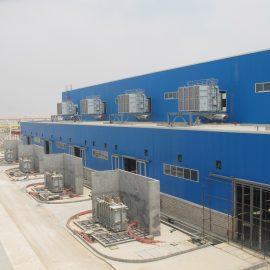 Parsian gas turbine power plant