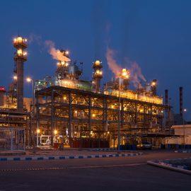Abadan No.3 co-generation power plant