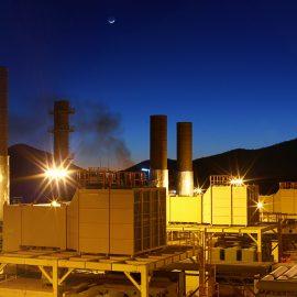 Ilam gas turbine power plant