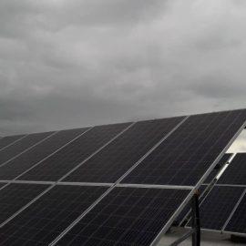Mazandaran solar power plant