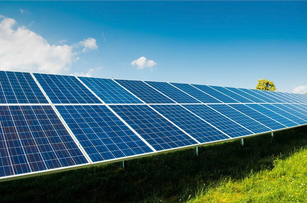 Solar power plant of Gachsaran Oil & Gas Faculty