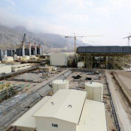 نیروگاه سیکل ترکیبی متمرکز و آب شیرینکن پارس جنوبی