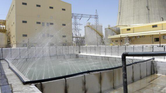 کاهش 47 درصدی مصرف آب در نیروگاه سیکل ترکیبی شیرکوه یزد
