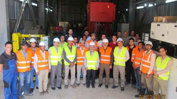 راهاندازی واحد اول پروژه نیروگاه برق آبی تِرم در کشور کنیا