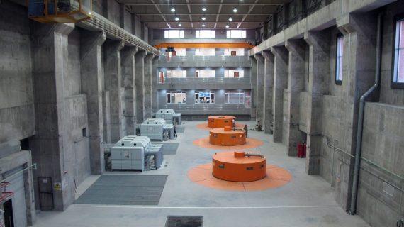 واحدهای اول و دوم نیروگاه آبی داریان با حضور وزیر نیرو افتتاح شد