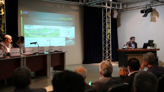 دستاوردهای فنی مهندسی فراب در پنجمین همایش و نمایشگاه سد و تونل ایران معرفی شد