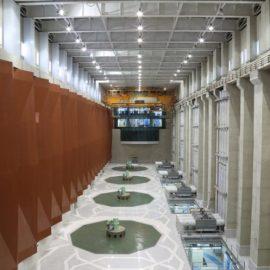 نیروگاه آبی کارون چهار