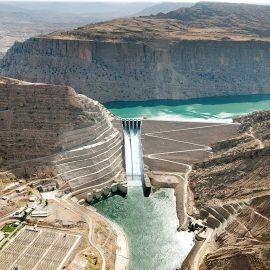 توسعه نیروگاه آبی مسجدسلیمان