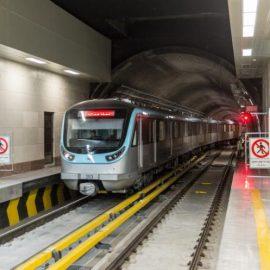 خط 2 قطار شهری مشهد