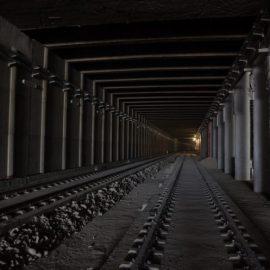 زیرگذر راهآهن تهران – تبریز