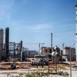 واحد شیرینسازی گاز ایران LNG