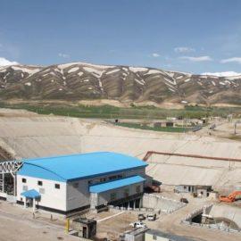 نیروگاه آبی کوهرنگ