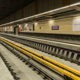خط هفت متروی تهران