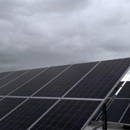 نیروگاه خورشیدی مازندران