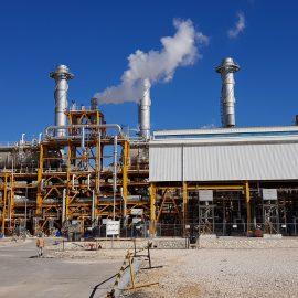 واحدهای یوتیلیتی فازهای 22، 23 و 24 میدان گازی پارس جنوبی