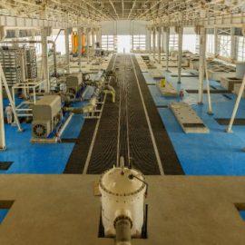 مهندسی پایه طرح تامین و انتقال آب دریای عمان به کریدور شرق کشور