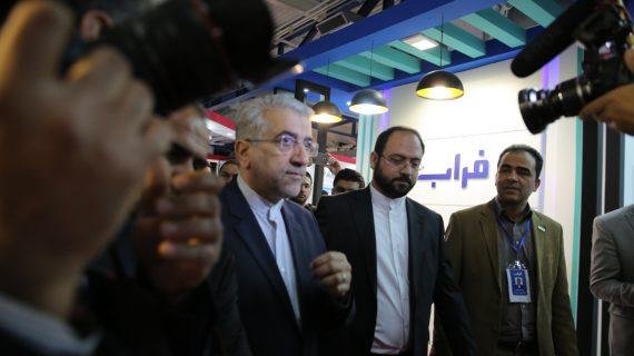 فراب، «شرکت برتر» پانزدهمین نمایشگاه بینالمللی صنعت آب و تأسیسات آب و فاضلاب ایران شد