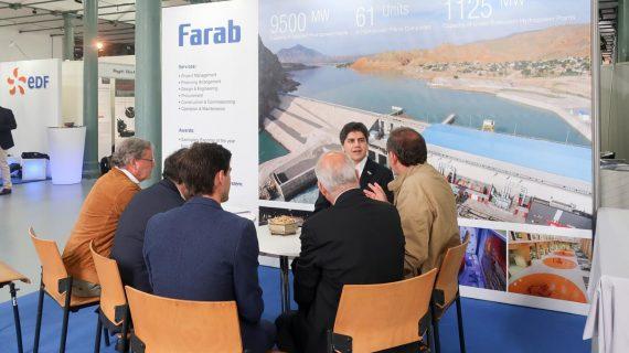 حضور فراب در نمایشگاه Hydro 2019 در کشور پرتغال