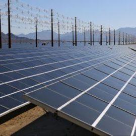 پروژه نیروگاه خورشیدی شهرداری منطقه 17 تهران